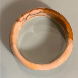 Jewelry - Beautiful wood tone bracelet